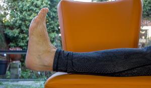 voet oefenen